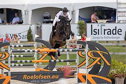Smolders Harrie, NED, Dolinn <br /> Nederlands Kampioenschap Springen<br /> De Peelbergen - Kronenberg 2020<br /> © Hippo Foto - Dirk Caremans<br />  09/08/2020