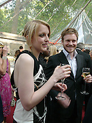 Lauren Laverne. Glamour Women Of The Year Awards 2005, Berkeley Square, London.  June 7 2005. ONE TIME USE ONLY - DO NOT ARCHIVE  © Copyright Photograph by Dafydd Jones 66 Stockwell Park Rd. London SW9 0DA Tel 020 7733 0108 www.dafjones.com