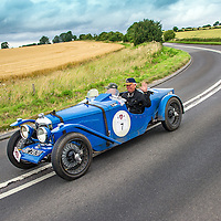 Car 07 Martin Emmison Adrian Biggs Riley 9hp Sports Special