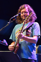 John Kadlecik with the Band, Phil Lesh and Freinds, at The Gathering of the Vibes 26 July 2013. Seaside Park, Bridgeport Connecticut