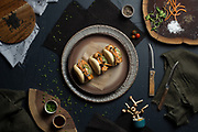 Food Shots and Chef Portrait