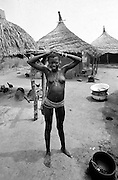 Sounds Afrique - Togo Girl with Sony Walkman