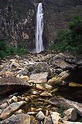 Sao Roque de Minas_MG, Brasil...Parque Nacional Serra da Canastra em Sao Roque de Minas, Minas Gerais. Na foto Andorinhoes na cachoeira Casca Danta. ..Serra da Canastra National Park in Sao Roque de Minas, Minas Gerais. In this photo Casca Danta waterfall...Foto: JOAO MARCOS ROSA / NITRO.