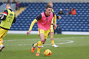 MK Dons midfielder Darren Potter (8)   during the Sky Bet Championship match between Blackburn Rovers and Milton Keynes Dons at Ewood Park, Blackburn, England on 27 February 2016. Photo by Simon Davies.