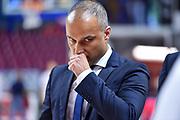 Saverio Lanzarini<br /> Umana Reyer Venezia - Banco di Sardegna Dinamo Sassari<br /> Legabasket LBA Serie A Postemobile 2018-2019 Finale Playoff Gara 2<br /> Mestre, 12/06/2019<br /> Foto L.Canu - Ciamillo-Castoria