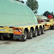 Nieuwe vrachtwagen Zwagerman Nederhorst den Berg