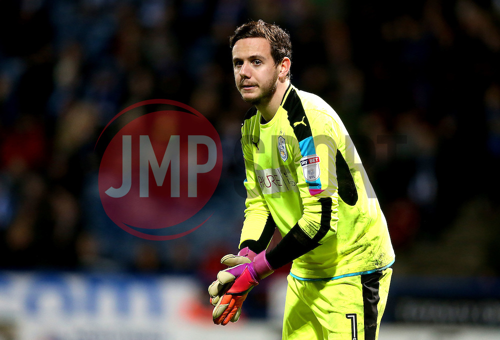 Danny Ward of Huddersfield Town - Mandatory by-line: Robbie Stephenson/JMP - 02/02/2017 - FOOTBALL - John Smith's Stadium - Huddersfield, England - Huddersfield Town v Brighton and Hove Albion - Sky Bet Championship