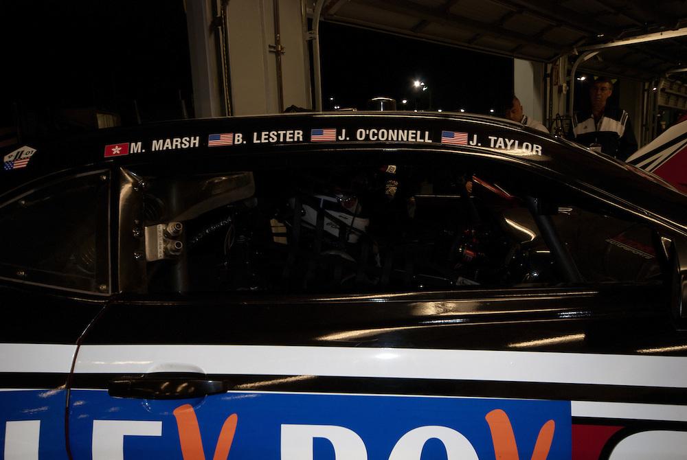 2011 Grand-Am Rolex 24 Daytona International Speedway. Daytona Beach, FL USA 2011/01/30 © 2011 Scott LePage / motorracingphoto.com