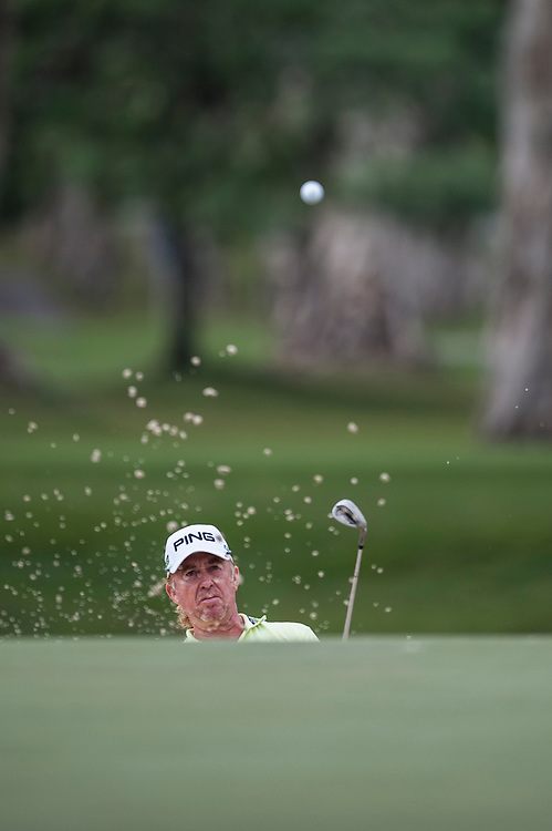 UBS Hong Kong Golf Open. Wednesday 17 November 2012, in Fanling. Photo by Xaume Olleros / The Power of Sport Images