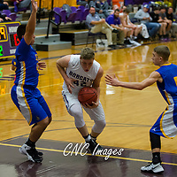 11-21-16 Berryville JV Boys vs Crane