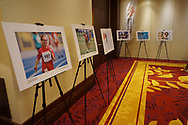 Warsaw, Poland - 2018 September 22: Special Olympics Conference at Marriott Hotel on September 22, 2018 in Warsaw, Poland.<br /> <br /> {name} declares that he has no rights to the image of people at the photographs of his authorship.<br /> <br /> Picture also available in RAW (NEF) or TIFF format on special request.<br /> <br /> Any editorial, commercial or promotional use requires written permission from the author of image.<br /> <br /> Image can be used in the press when the method of use and the signature does not hurt people on the picture.<br /> <br /> Mandatory credit:<br /> Photo by © Adrian Mazurek