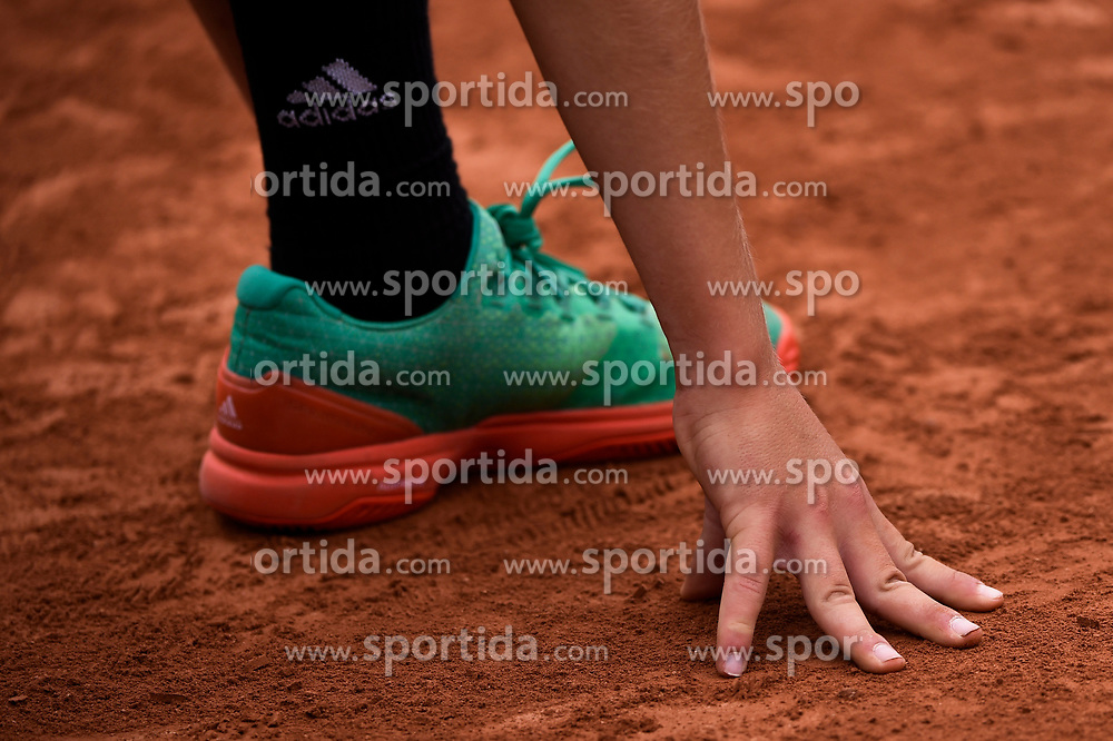 30.05.2017, Roland Garros, Paris, FRA, WTA Tour, French Open, im Bild Feature // during the French Open Tournament of the WTA Tour at the Roland Garros in Paris, France on 2017/05/30. EXPA Pictures © 2017, PhotoCredit: EXPA/ Vianney Thibaut