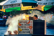 Hot!  Nyc Street Dining.