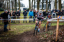 Lucinda Brand, NK Veldrijden Elite-Vrouwen en Amateur-Vrouwen / Dutch Championship Cyclocross Elite Women and Amateur Women at Sint Michielsgestel, Noord-Brabant, The Netherlands, 8 January 2017. Photo by Pim Nijland / PelotonPhotos.com | All photos usage must carry mandatory copyright credit (Peloton Photos | Pim Nijland)