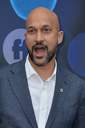 May 14, 2019 - New York, NY, USA - May 14, 2019  New York City..Keegan-Michael Key attending Walt Disney Television Upfront presentation party arrivals at Tavern on the Green on May 14, 2019 in New York City. (Credit Image: © Kristin Callahan/Ace Pictures via ZUMA Press)