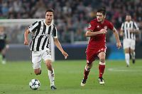 27.09.2017 - Torino - Champions League   -  Juventus-Olympiakos nella  foto: Rodrigo Bentancur
