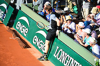 Andy MURRAY - 03.06.2015 - Jour 11 - Roland Garros 2015 <br />Photo : Dave Winter / Icon Sport