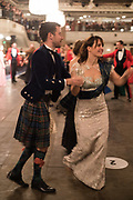 MRS. JOHN SHIELDS, The Royal Caledonian Ball 2017, Grosvenor House, 29 April 2017