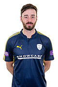 James Vince of Hampshire during the Hampshire CCC photo call 2017 at  at the Ageas Bowl, Southampton, United Kingdom on 12 April 2017. Photo by David Vokes.