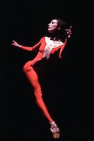 "Oxana Panchenko in Christopher Wheeldon's ""Mesmerics"". George Piper Dances."