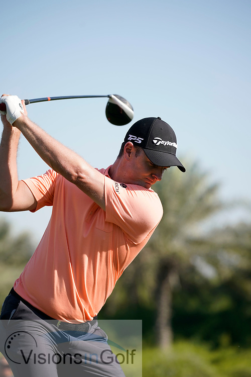Justin Rose<br /> <br /> <br /> January 2018<br /> <br /> Golf Pictures Credit by: Mark Newcombe / visionsingolf.com