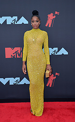 August 26, 2019, New York, New York, United States: Keke Palmer arriving at the 2019 MTV Video Music Awards at the Prudential Center on August 26, 2019 in Newark, New Jersey  (Credit Image: © Kristin Callahan/Ace Pictures via ZUMA Press)