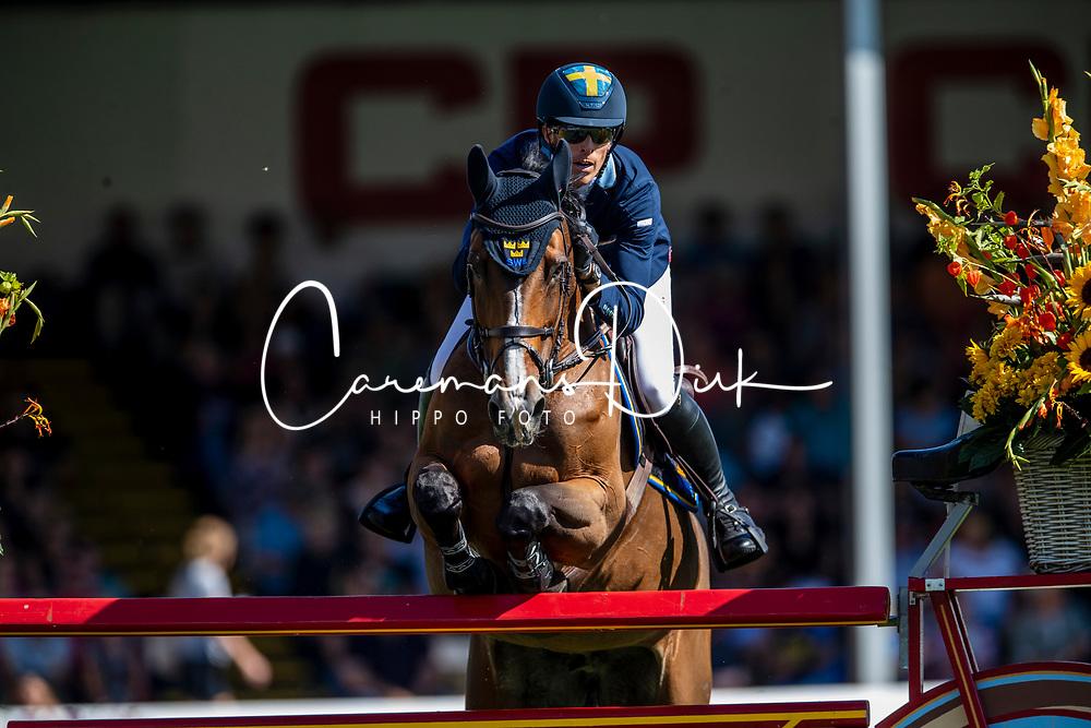 Von Eckermann Henrik, SWE, Flotte Deern 5<br /> Spruce Meadows Masters - Calgary 2019<br /> © Hippo Foto - Dirk Caremans<br />  07/09/2019