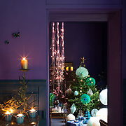 photographe décoration, stylisme, décoration Noël