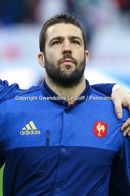 Remi Tales (France). RBS 6 Nations Championship, France v Scotland - Round 1, Stade de France, France . 7 February 2015.