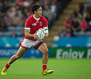 Leicester, Great Britain, Phil MACK, during the Pool D game, Canada vs Romania.  2015 Rugby World Cup,  Venue, Leicester City Stadium, ENGLAND.  Tuesday    06/10/2015.   [Mandatory Credit; Peter Spurrier/Intersport-images]