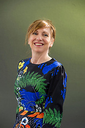 Pictured: Polly Clark <br /><br />Polly Clark is a Canadian-born British writer and poet. Her first novel, Larchfield, about the author W. H. Auden, was published in 2017<br /><br />Ger Harley | EEm 18 August 2019