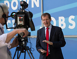Alistair Campbell at the Conservative Party Conference, Manchester, United Kingdom. Sunday, 29th September 2013. Picture by i-Images