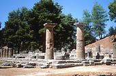 Greek, Columns, 1st Millennium BC