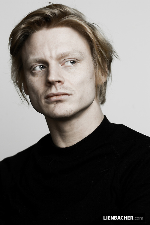 Portrait of Kyrre Bjorkas, Salzburg Festival 2008. Photo: Wolfgang Lienbacher