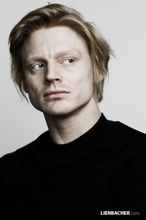 Portrait of Kyrre Bjorkas, Salzburg Festival 2008. Photo: Wolfgang Lienbacher