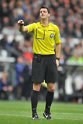 Referee Andrew Madley,  Derby County v Wolves, Ipro Stadium, Sky Bet Championship, Sunday 18th October 2015 (Score Derby 4, Wolves, 1)Referee, Derby County v Wolves, Ipro Stadium, Sky Bet Championship, Sunday 18th October 2015 (Score Derby 4, Wolves, 1)