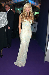Model CAPRICE BOURRET at The British Red Cross London Ball - H2O The Element of Life, held at The Room by The River, 99 Upper Ground, London SE1 on 17th November 2005.<br /><br />NON EXCLUSIVE - WORLD RIGHTS