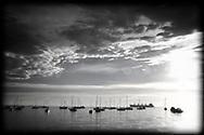 early morning on Corio Bay