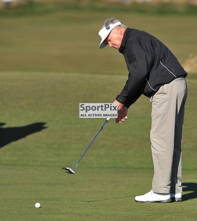 Ed Shaw ..Alfred Dunhill Links Championship, St Andrews, 7th October 2012..(c)  Alex Todd | StockPix.eu