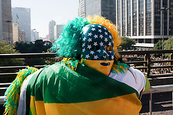 Copa do Mundo 2010. Brasil eliminado da Copa pela Holanda./World Cup 2010. Brazil eliminated from World Cup by the Dutch team. Foto © Adri Felden/Argofoto