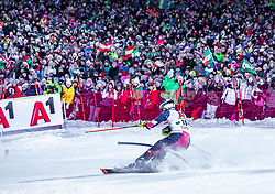 """29.01.2019, Planai, Schladming, AUT, FIS Weltcup Ski Alpin, Slalom, Herren, 2. Lauf, im Bild Dave Ryding (GBR) // Dave Ryding of United Kingdom in action during his 2nd run of men's Slalom """"the Nightrace"""" of FIS ski alpine world cup at the Planai in Schladming, Austria on 2019/01/29. EXPA Pictures © 2019, PhotoCredit: EXPA/ Stefanie Oberhauser"""