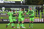 Forest Green Rovers v Crawley Town 220918