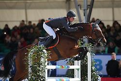Ruping Philip, (GER), Copperfield 40<br /> CSI4* Grand Prix DKB-Riders Tour<br /> Horses & Dreams meets Denmark - Hagen 2016<br /> © Hippo Foto - Stefan Lafrentz
