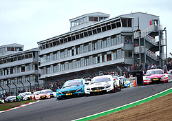 August 12, 2018 - Brands Hastch, Great Britain - Start. (Credit Image: © Hoch Zwei via ZUMA Wire)