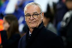 Leicester City manager Claudio Ranieri  - Mandatory by-line: Matt McNulty/JMP - 22/11/2016 - FOOTBALL - King Power Stadium - Leicester, England - Leicester City v Club Brugge - UEFA Champions League
