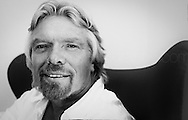 Copyright JIm Rice © 2013.<br /> Sir Richard Branson . Global CEO Virgin