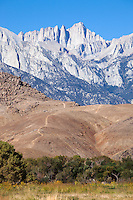Mount Whitney (Tallest Peak in Lower 48 States), Lone Pine, California