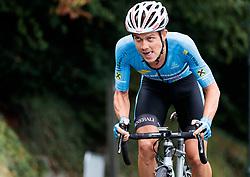 02.07.2017, Graz, AUT, Ö-Tour, Österreich Radrundfahrt 2017, 1. Etappe, Prolog, im Bild Riccardo Zoidl (AUT, Team Felbermayr Simplon Wels) // Riccardo Zoidl (AUT, Team Felbermayr Simplon Wels) during Stage 1, Prolog of 2017 Tour of Austria. Graz, Austria on 2017/07/02. EXPA Pictures © 2017, PhotoCredit: EXPA/ JFK