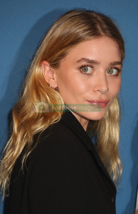 June 5, 2017 - New York, New York, U.S. - ASHLEY OLSEN attends the 2017 CFDA Fashion Awards held at Hammerstein Ballroom (Credit Image: © Nancy Kaszerman via ZUMA Wire)