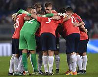 Team Norway <br /> Roma 13-10-2015 Stadio Olimpico Euro 2016 qualificazioni - Qualifying round group H Italia - Norvegia / Italy - Norway Foto Andrea Staccioli / Insidefoto